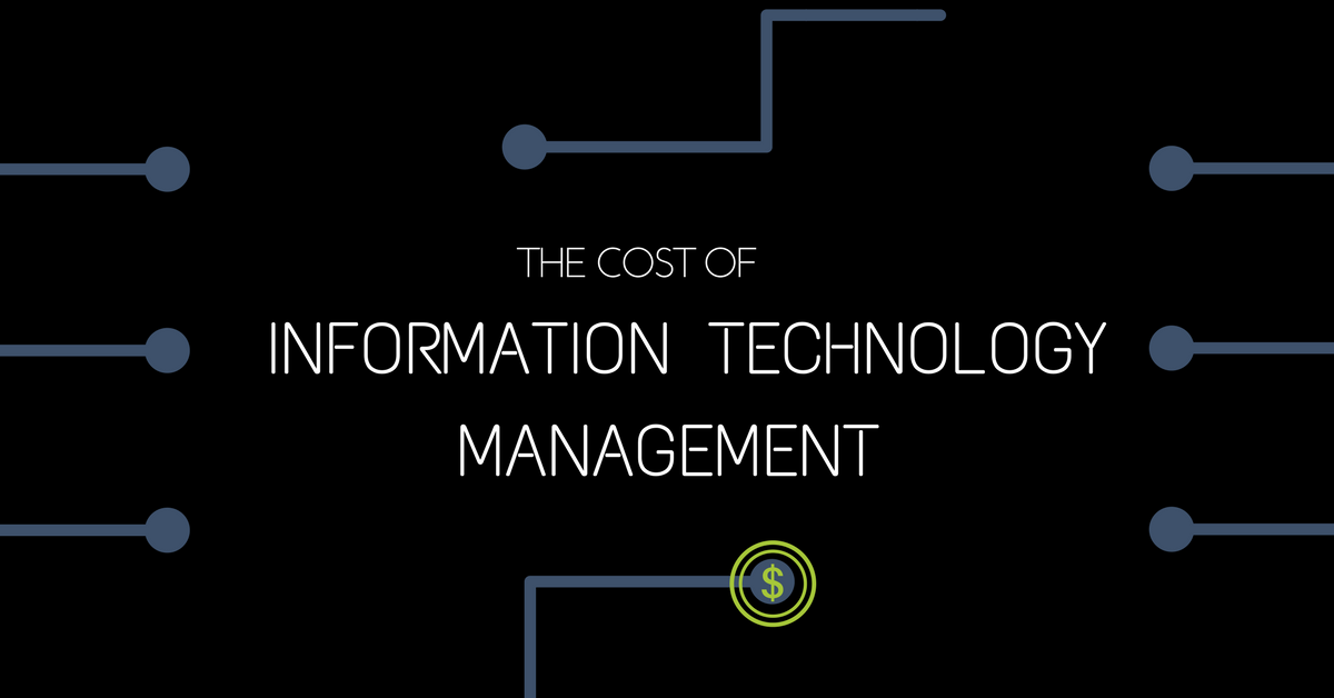 TheCostofITManagement